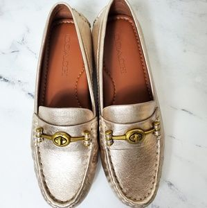 Coach Crosby Driver Loafers